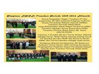 Advertorial Pelantikan Pimpinan DPRD Tomohon Periode 2019-2024