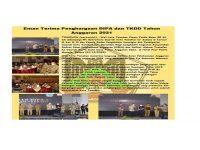 Advertorial Wali Kota Tomohon Terima Penghargaan DIPA dan TKDD Tahun Anggaran 2021