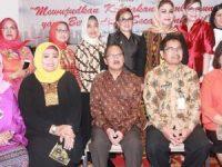 SAS Hadiri Forum Kepala Daerah Perempuan di Jakarta
