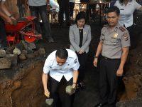 Eman Letakkan Batu Pertama, RSUD Kota Tomohon Resmi Mulai Dibangun