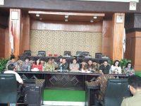 Kunker ke Tomohon, DPRD Kabupaten Semarang Belajar Perizinan