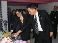 Peringati Hut ke-14 Kota Tomohon, Pemkot Tomohon Ziarah ke Makam Mantan Bupati Minahasa dan Wali Kota Tomohon