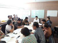 DPRD Tomohon Konsultasi ke Dirjen Penyediaan Perumahan Kementerian PUPR