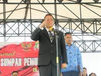 Wali Kota Tomohon Irup Hari Sumpah Pemuda ke-90
