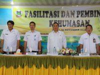 Pemkot Tomohon Gelar Fasilitasi dan Pembinaan Kehumasan