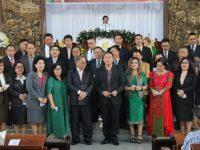 Jajaran Pemkot Tomohon Hadiri Ibadah Natal 2018 di Jemaat GMIM Maranatha Paslaten