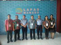 Disdukcapil Kota Tomohon Lakukan Perekaman E-KTP di Lapas Tumingting