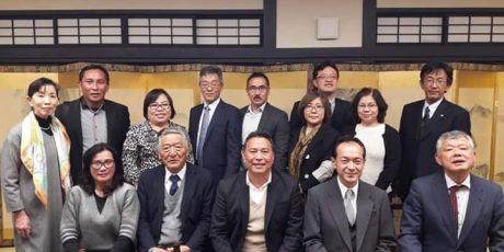 Tindaklanjut Pembangunan Michi no Eki, Eman Kunjungi Kota Minamiboso Jepang