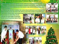 Advertorial: Selamat Menyambut Natal 2016 dan Menyongsong Tahun Baru 2017