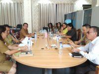 Bapemperda DPRD Tomohon Bahas Usulan Perubahan Masa Sidang