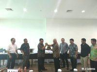 DPRD Tomohon Dikunjungi DPRD Kabupaten Pangkep Sulsel