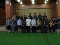 Sosialisasi LHKPN dari KPK Diikuti DPRD-Pemkot Tomohon