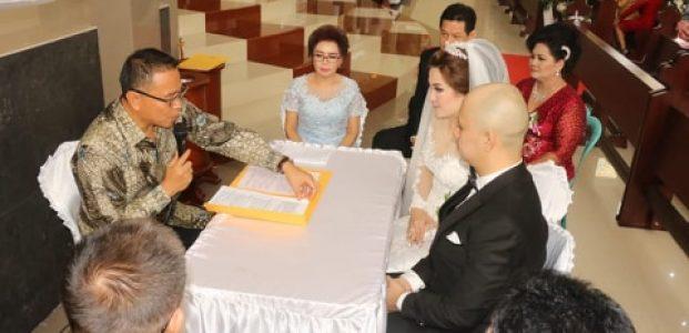 Eman Jadi Pencatat Perkawinan
