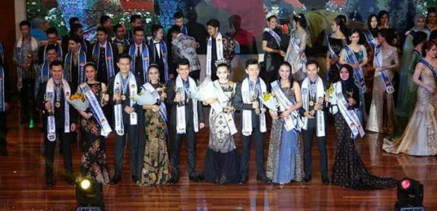 Eman Apresiasi Prestasi Gabriel Rogi Dalam Pemilihan Putra Pariwisata Nusantara 2018