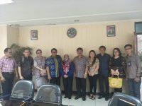 Komisi II DPRD Tomohon Kunjungi DPRD Bogor