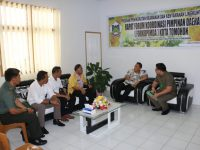 Eman Pimpin Rapat FORKOPIMDA Kota Tomohon