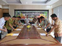 Pejabat Tomohon Tanda Tangani Pakta Integritas