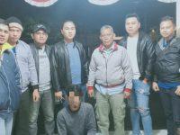 Melakukan Penganiayaan Tanpa Sebab,  Leus Diamankan URC Totosik dan Anggota Polsek Tomohon Tengah