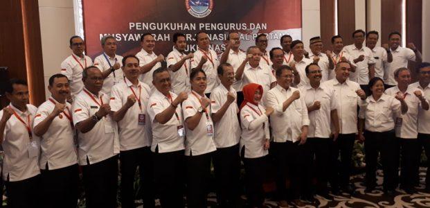 Kota Tomohon Masuk Pengurus Persada se-Indonesia