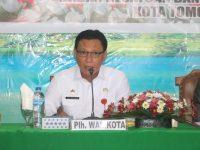 Ringkuangan Ajak Masyarakat Tomohon Dukung dan Sukseskan Pelantikan Wali Kota dan Wakil Wali Kota