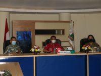 Plh Walikota Tomohon Ikuti Video Conference Persiapan Pelantikan Kepala Daerah