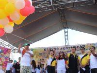 Tomohon Launching Gerakan Literasi Sekolah