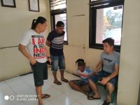 Pelarian Pokol Pelaku Curanmor Berakhir di Tangan URC Totosik Tomohon