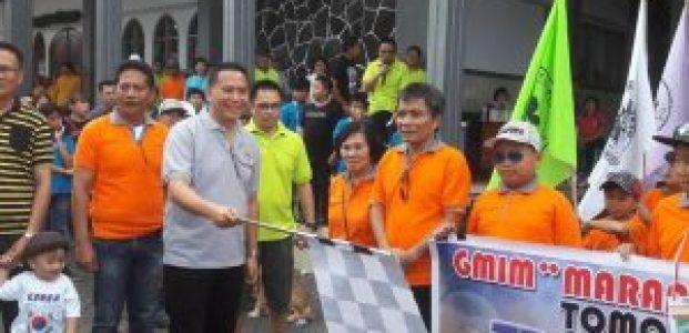 Walikota JFE Buka Rangkaian Kegiatan Hut Ke-68 Jemaat Maranatha Paslaten