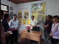 Tim dari Provinsi Verifikasi Kesiapan Kota Sehat Tomohon