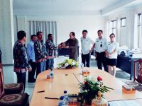 DPRD Keerom Papua Kunker ke DPRD Tomohon untuk Pelajari Tatib