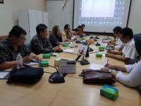 Kunjungi Kementrian PUPR, Komisi II DPRD Tomohon Konsultasikan Sertifikasi Pelatihan Tukang