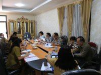 Pansus Perlindungan Anak DPRD Tomohon Gelar Pembahasan dengan Instansi Terkait