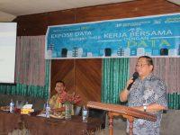 Expose Data Statistik BPS Kota Tomohon Dibuka