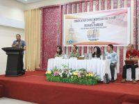 Lolowang Buka Kegiatan Dokumentasi Sejarah dan Budaya Daerah