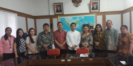 Komisi I DPRD Tomohon Konsultasi ke KPU RI