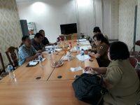 DPRD Tomohon Bahas Ranperda PIPKPM Bersama Instansi Terkait
