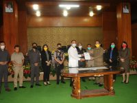Tiga Fraksi di DPRD Tomohon Setujui Ranperda Penyertaan Modal ke Bank Sulutgo