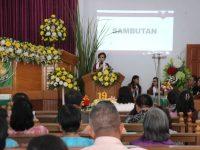 SAS Hadiri Ibadah Syukur HUT ke-19 GMIM Bukit Zaitun