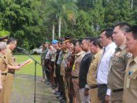 Satgas Saber Pungli Kota Tomohon Dilantik