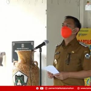 Apel Perdana CS-WL Bersama ASN di Jajaran Pemkot Tomohon, Senduk Sentil Soal Loyalitas