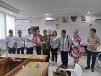 Terkait Optimalisasi PBB, Komisi II DPRD Tomohon Kunker ke Bogor