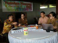 Bapelibang Gelar Diskusi Publik Rencanakan Pembangunan Kota Tomohon