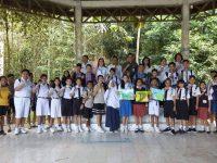 Siswa SMP Stella Maris Juarai Lomba Melukis HLH ke-22