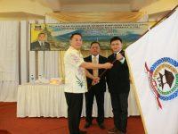 Pengurus DPD LPM Kota Tomohon Dilantik
