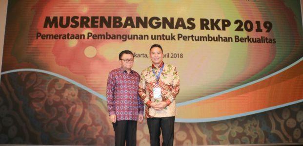 Eman Hadiri Musrenbangnas di Jakarta