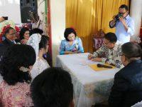 Wali Kota Tomohon Jadi Pencatat Pernikahan