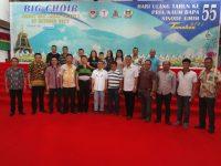 Wali Kota Tomohon Tinjau Lokasi Pelaksanaan Lomba