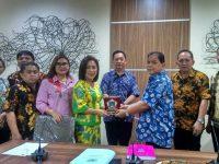 Ketua DPRD Tomohon Pimpin Kunker ke DPRD Depok