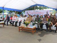 Eman Apresiasi Jajaran Polda Sulut Atas Pelaksanaan Gerakan Ayo Pakai Masker