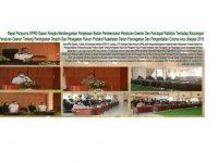 Advertorial Rapat Paripurna DPRD Tomohon Mendengarkan Pendapat Wali Kota Terhadap Ranperda Peningkatan Disiplin Penegakan Hukum Protokol Kesehatan Covid-19